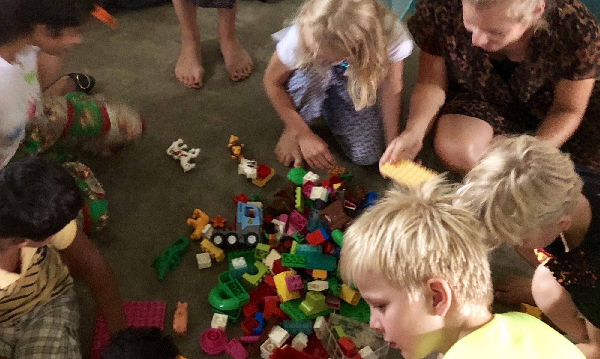 Kinderen verder helpen